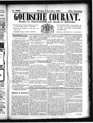 Goudsche Courant 1895-11-05