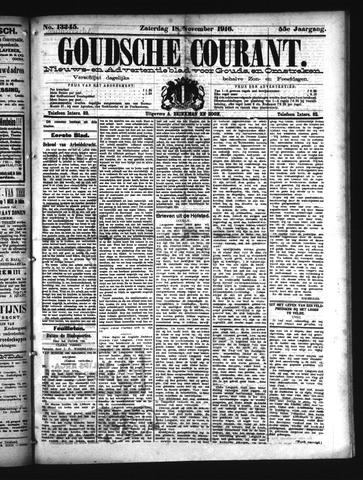 Goudsche Courant 1916-11-18