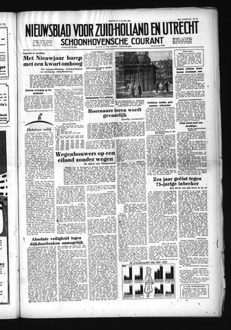 Schoonhovensche Courant 1953-03-11