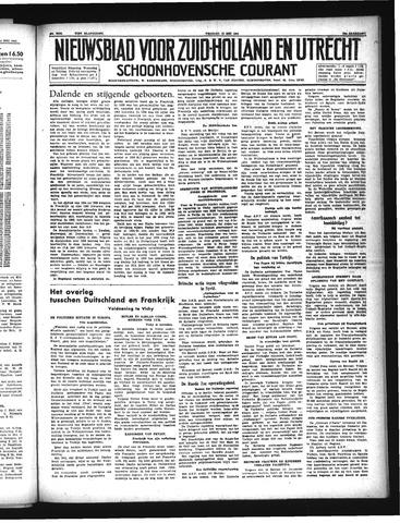 Schoonhovensche Courant 1941-05-16