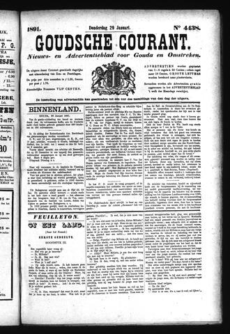 Goudsche Courant 1891-01-29