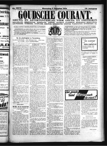 Goudsche Courant 1934-08-08