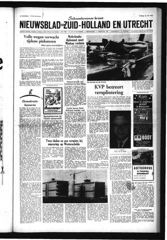 Schoonhovensche Courant 1970-05-15