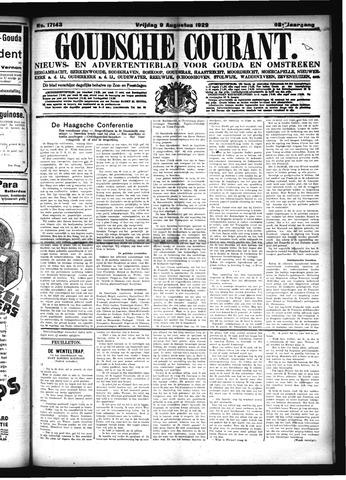 Goudsche Courant 1929-08-09