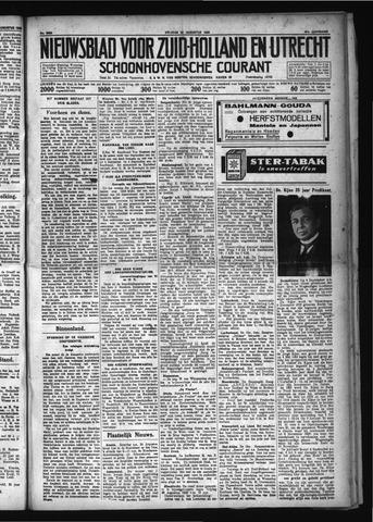 Schoonhovensche Courant 1929-08-23