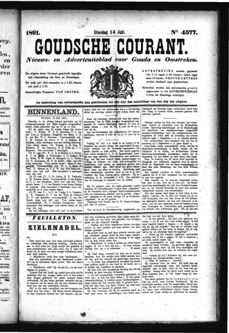 Goudsche Courant 1891-07-14