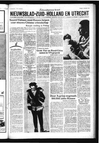 Schoonhovensche Courant 1965-02-05