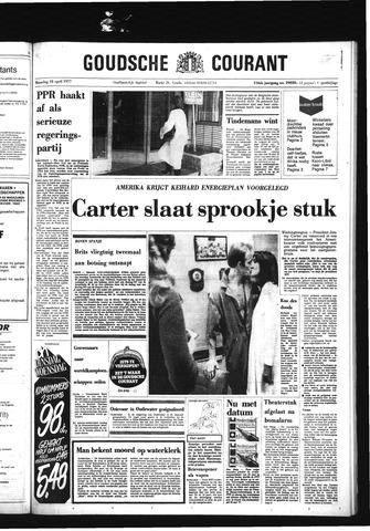 Goudsche Courant 1977-04-18