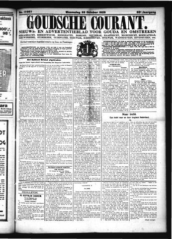 Goudsche Courant 1929-10-23