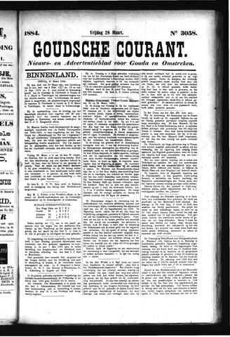 Goudsche Courant 1884-03-28