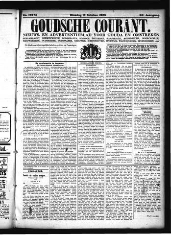 Goudsche Courant 1925-10-13