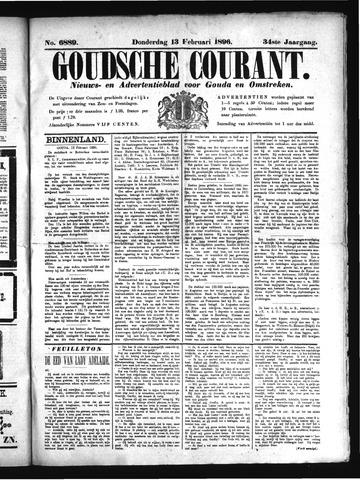 Goudsche Courant 1896-02-13