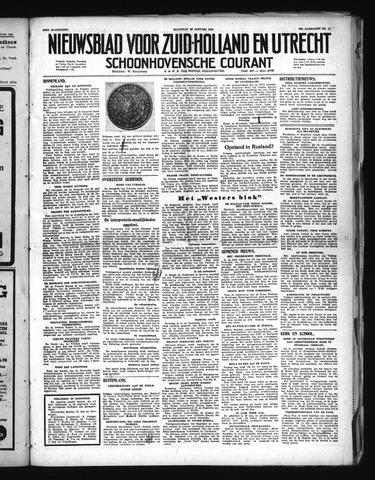 Schoonhovensche Courant 1948-01-26