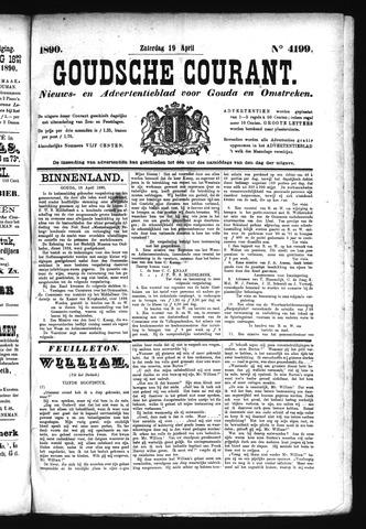 Goudsche Courant 1890-04-19