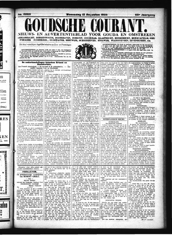 Goudsche Courant 1925-08-12