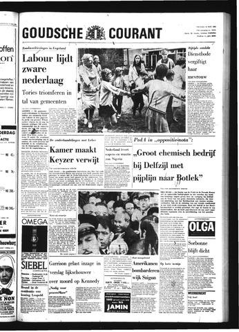 Goudsche Courant 1968-05-10