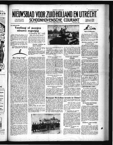 Schoonhovensche Courant 1951-03-14