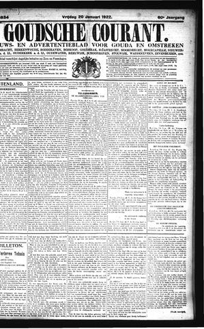 Goudsche Courant 1922-01-20