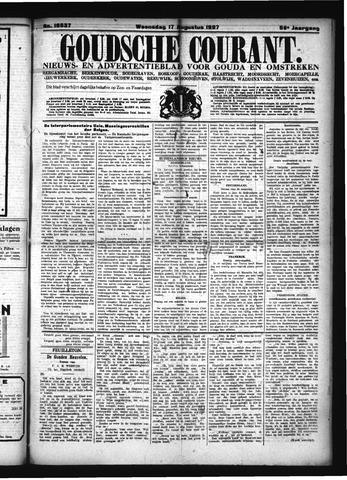 Goudsche Courant 1927-08-17
