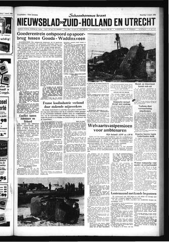 Schoonhovensche Courant 1963-03-04