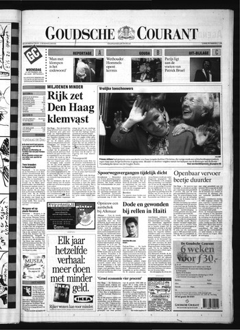 Goudsche Courant 1994-09-21