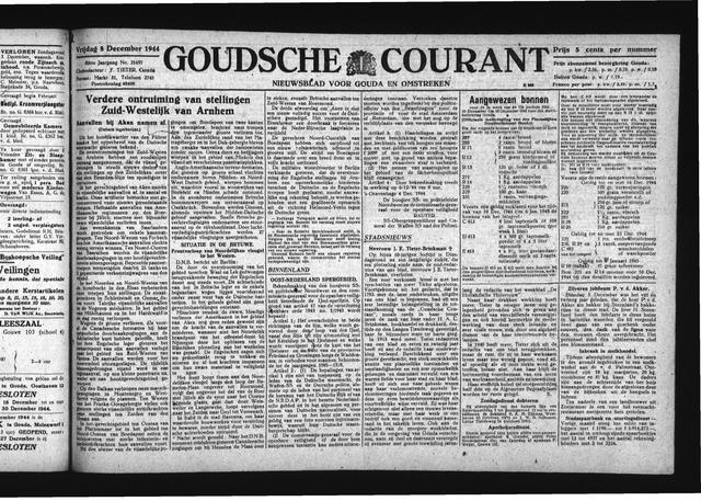 Goudsche Courant 1944-12-08