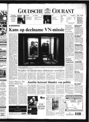 Goudsche Courant 2001-12-12