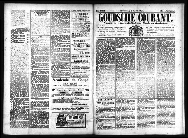 Goudsche Courant 1904-04-06