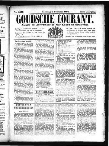 Goudsche Courant 1895-02-09