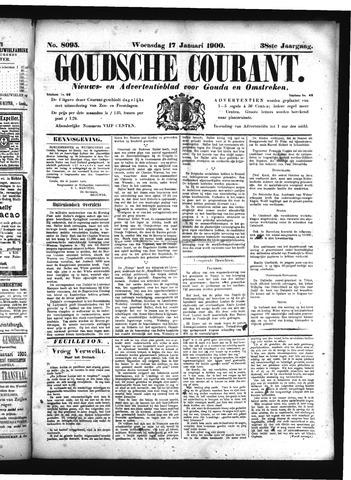 Goudsche Courant 1900-01-17
