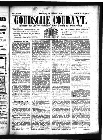 Goudsche Courant 1900-03-27