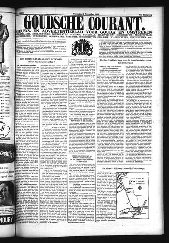 Goudsche Courant 1938-11-02