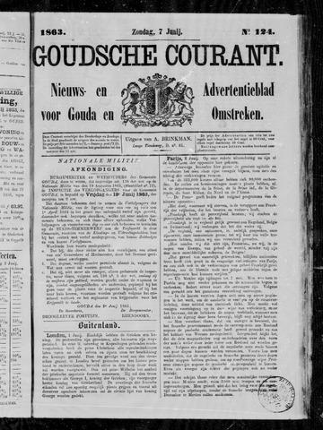 Goudsche Courant 1863-06-07