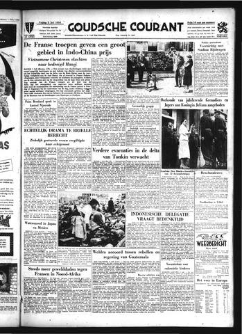 Goudsche Courant 1954-07-02