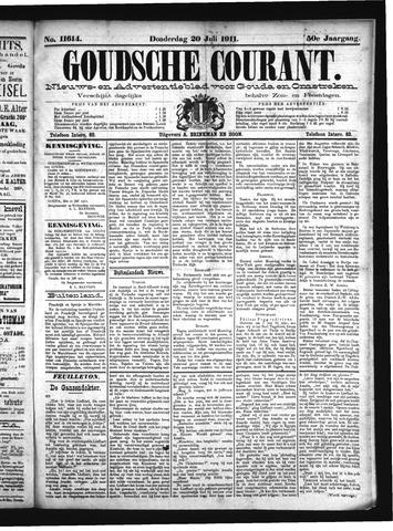 Goudsche Courant 1911-07-20