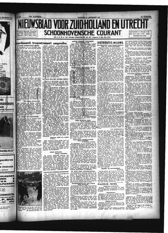 Schoonhovensche Courant 1942-09-30
