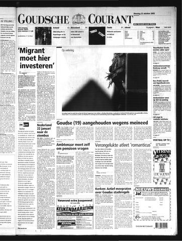 Goudsche Courant 2002-10-22