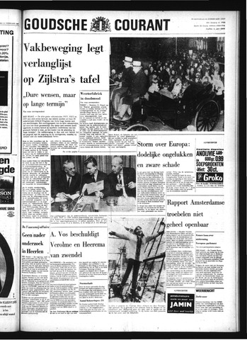 Goudsche Courant 1967-02-22