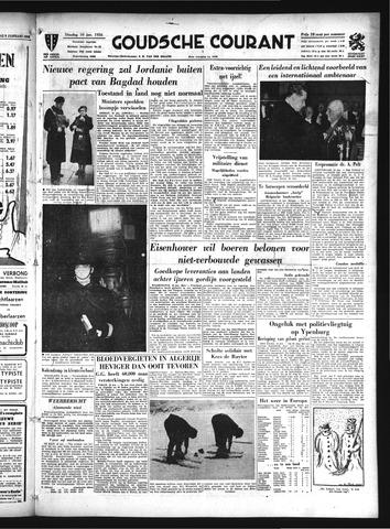 Goudsche Courant 1956-01-10