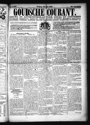 Goudsche Courant 1930-06-20