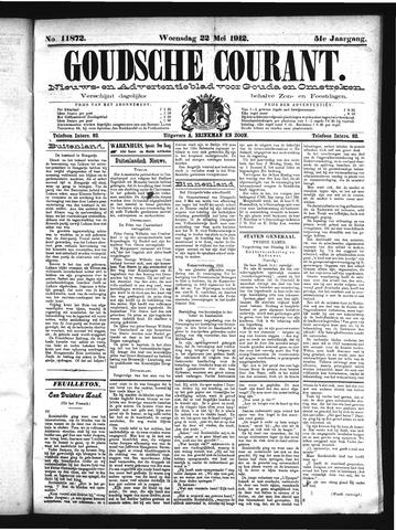 Goudsche Courant 1912-05-22