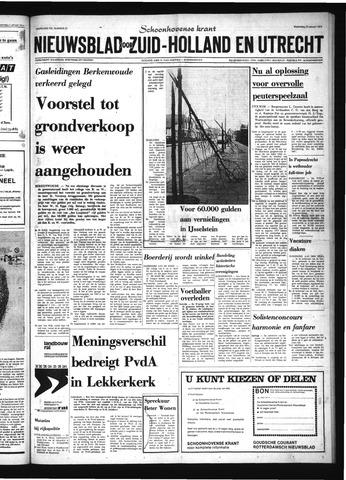 Schoonhovensche Courant 1974-01-23