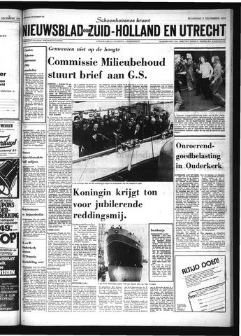 Schoonhovensche Courant 1974-12-09