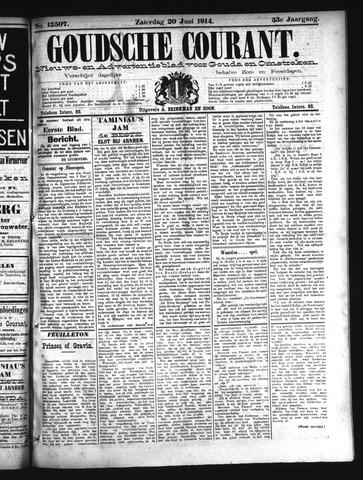 Goudsche Courant 1914-06-20