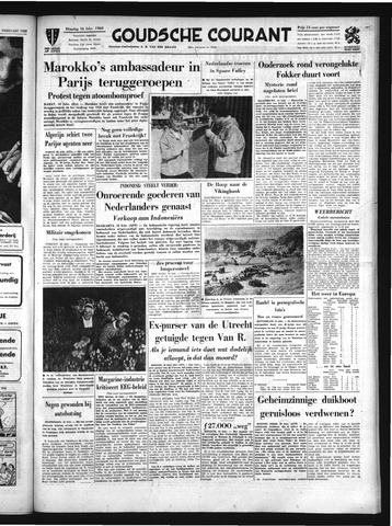Goudsche Courant 1960-02-16