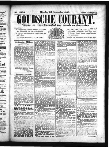 Goudsche Courant 1906-09-25