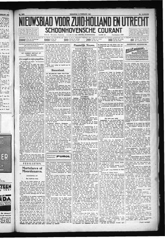Schoonhovensche Courant 1930-02-12