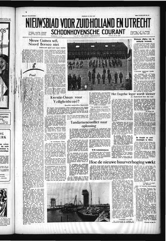 Schoonhovensche Courant 1957-07-26
