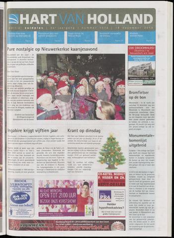 Hart van Holland - Editie Zuidplas 2013-12-18