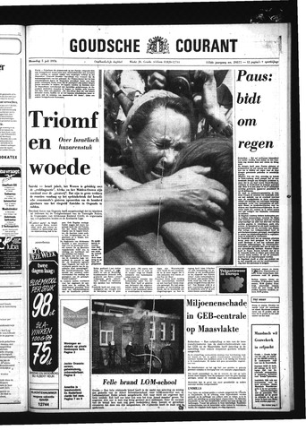 Goudsche Courant 1976-07-05